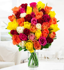 flowers roses 40 roses deals 24 99 free chocolates prestige flowers