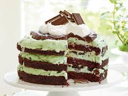 Cake Mint Chocolate Chip Ice Cream Cake Recipe Myrecipes