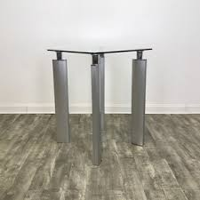 Glass Bar Table Dining Tables