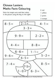 year 6 maths worksheets printable maths facts colouring pages