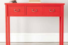 Painted Accent Table Table Contemporary Red Accent Tables Miraculous Red Accent Table