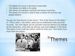 themes for my story to kill a mockingbird by harper lee ppt video online download