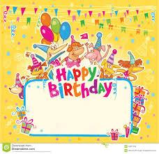 birthday card template u2013 gangcraft net