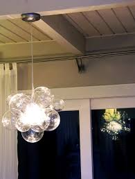 Diy Glass Chandelier Viz Art Glass Chandelier Home Design Ideas