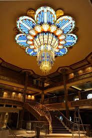 Art Chandelier Inside The Disney Dream Disney Parks Blog