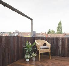 balkon abdeckung bambus balkon sichtschutz menerima info