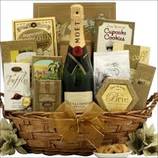 kitchen gift basket ideas moet u0026 chandon imperial champagne champagne gift basket swank
