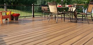 Design Your Own Deck Home Depot by Fiberon Paramount Decking In Brownstone Http Www Fiberondecking
