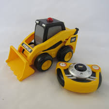 caterpillar remote control front end loader cat construction truck