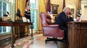 Trumps Oval Office by Trump U0027s Call History Called Into Question Cnnpolitics