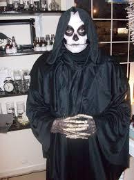 Grim Reaper Halloween Costume Costume Special Effect