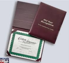 diploma holder bonded leather certificate presenter diploma holder china