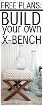 x benches foter