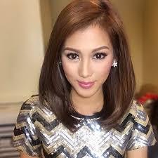 philipines haircut style alex gonzaga cathygonzaga rbeautified makeupbyrbchanco