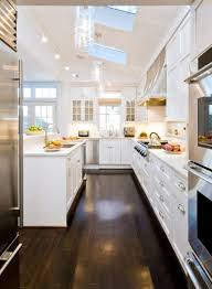 best 25 narrow kitchen ideas on narrow kitchen