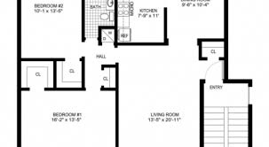 Simple House Floor Plans With Measurements 8 Simple House Floor Plans With Measurements Gallery For House