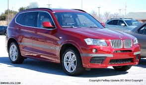 Bmw X3 Disel Exclusive New Bmw X3 3 0 Diesel Spotted On Us Soil With M Sport