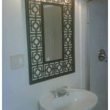 home goods bath accessories venetian mirrors at and custom