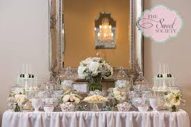Candy Table For Wedding Elegant Wedding Candy Buffet Candy U0026 Dessert Buffets Pinterest