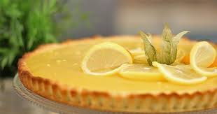 cuisine tarte au citron recette tarte au citron simple