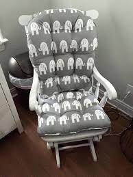 glider rocking chair cushions rocking chair cushions