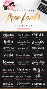 699 best fonts images on pinterest silhouette fonts fancy fonts