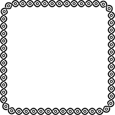 clipart simple ornament frame 2