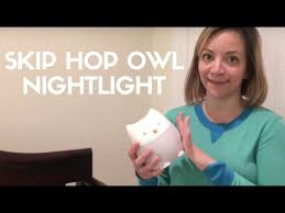 skip hop owl night light skip hop night light youtube