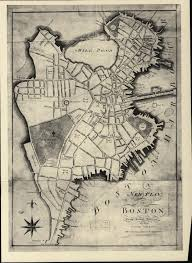 1775 Map Of Boston by Volume 48 Boston Furniture Of The Eighteenth Century Colonial