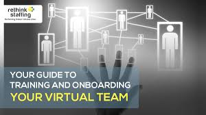 your guide to training and onboarding your virtual team