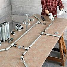 galvanized pipe table legs galvanized pipe table legs related post galvanized pipe desk legs