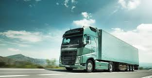 volvo lorries uk positioning