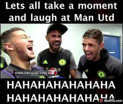 Chelsea Meme - ft chelsea football club 4 0 manchester united soccer memes goal91