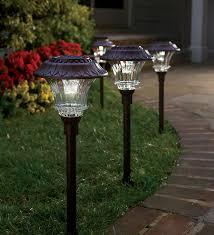 Solar Lights Garden Beautiful And Safety Solar Landscape Lighting Lighting Designs Ideas