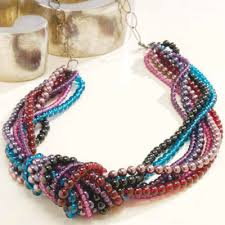 necklace patterns with beads images Free beading patterns you have to try jpg