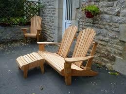 Adirondack Patio Furniture Sets Pallet Adirondack Style Patio Furniture Set