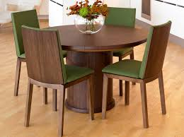 dining tables awesome round walnut dining table excellent round