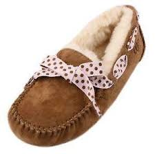 ugg moccasin slippers sale ugg moccasins s shoes ebay