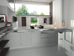 Kitchens With Stainless Steel Countertops Stainless Steel Countertop Kitchen Signum Onda Lineaquattro