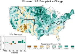 United States Climate Regions Map by Our Changing Climate National Climate Assessment