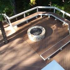 commercial composite deck archadeck outdoor living