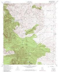 Arizona Elevation Map by Arizona Topographic Map Clipart Clipground