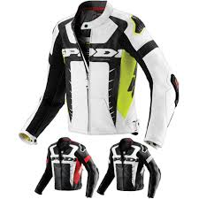 bike riding jackets spidi warrior pro leather mens street riding motorcycle jackets