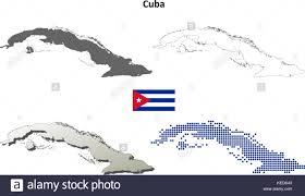 Cuban Map Cuban Map Stockfotos U0026 Cuban Map Bilder Alamy