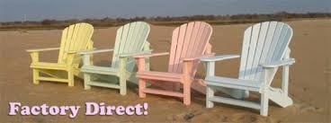 Recycled Plastic Adirondack Chairs  Other Outdoor Furniture Built - Recycled outdoor furniture