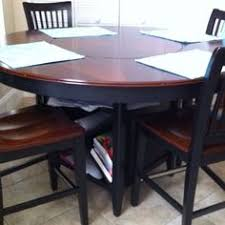 Havertys Dining Room Furniture Havertys Villa Clare Round Dining Table Elegante Pinterest