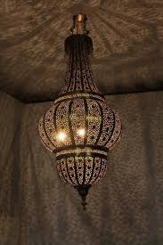 Moroccan Crystal Chandelier Moroccan Chandeliers Lighting Fixtures Beautiful Moorish Lamps
