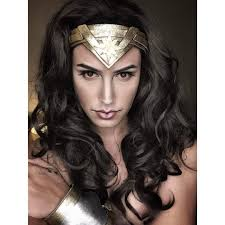 Wonder Woman Makeup For Halloween by Paolo Ballesteros Makeup Transformation Popsugar Beauty