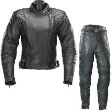 best leather motorcycle jacket spada road ladies leather motorcycle jacket and trousers black kit