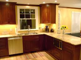 Decor ArtImpressive Paint Color Ideas For Kitchen With Cherry - Kitchen with cherry cabinets